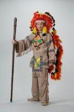 インディアン(男)