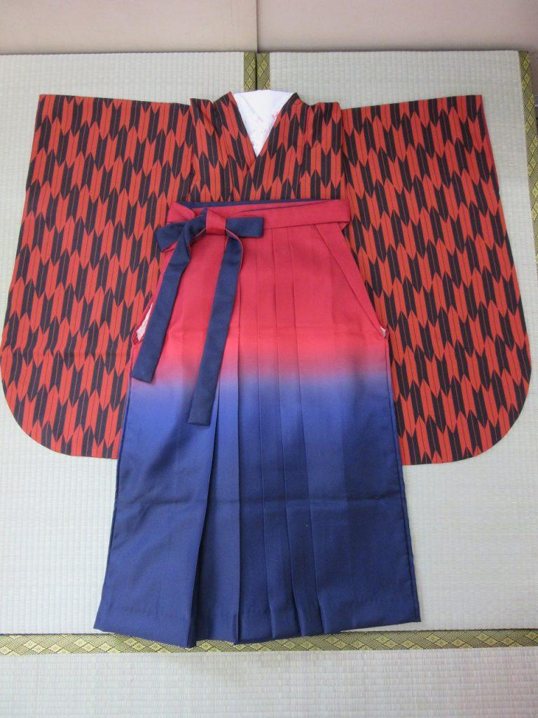 ジュニア袴1