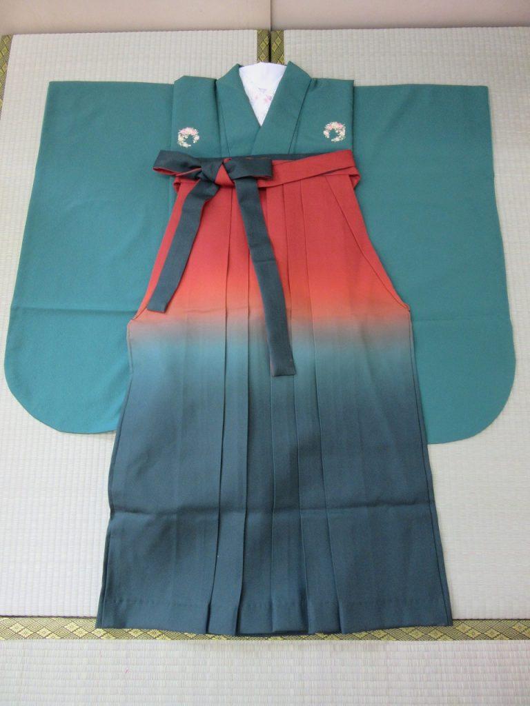 ジュニア袴 6