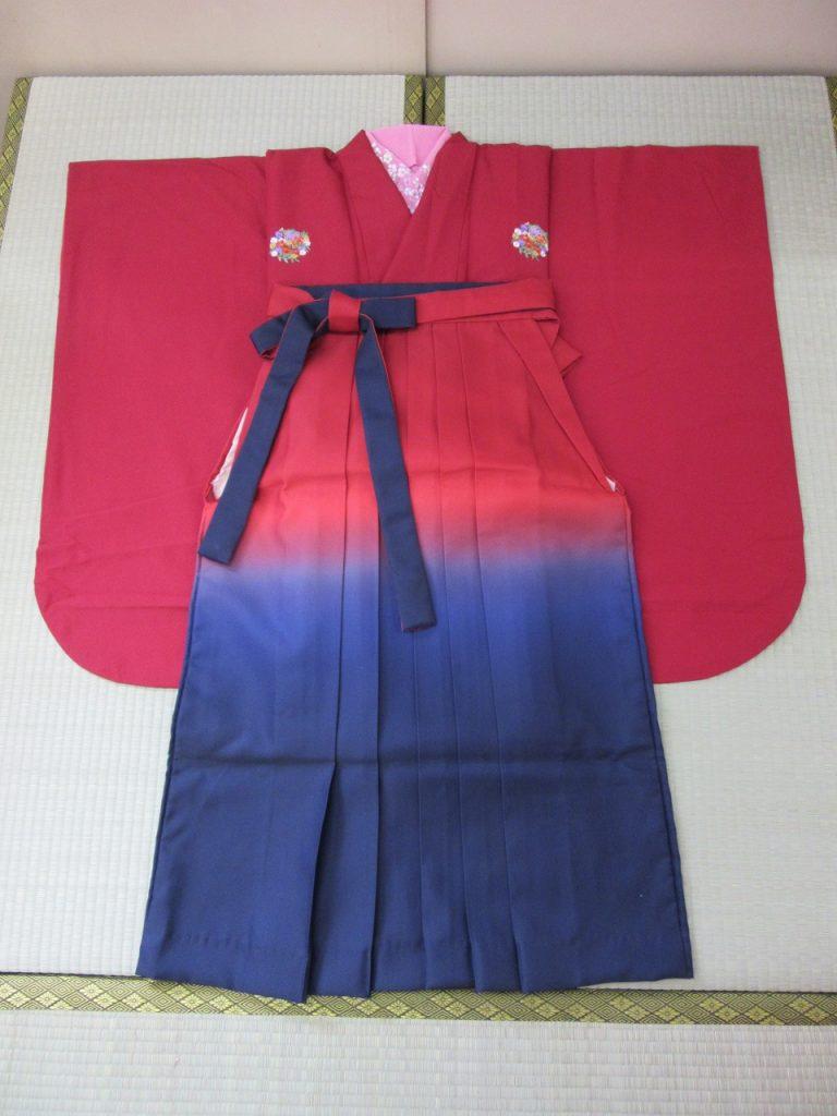 ジュニア袴 4