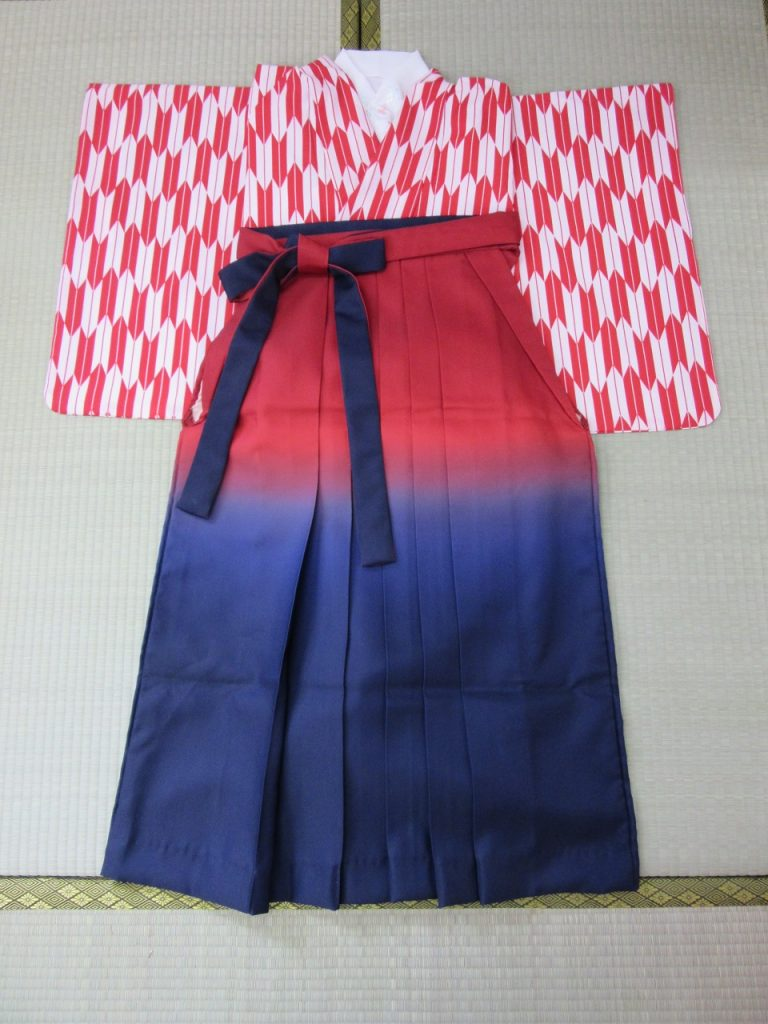 ジュニア袴 2