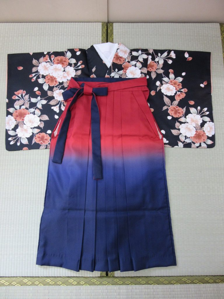 ジュニア袴 13