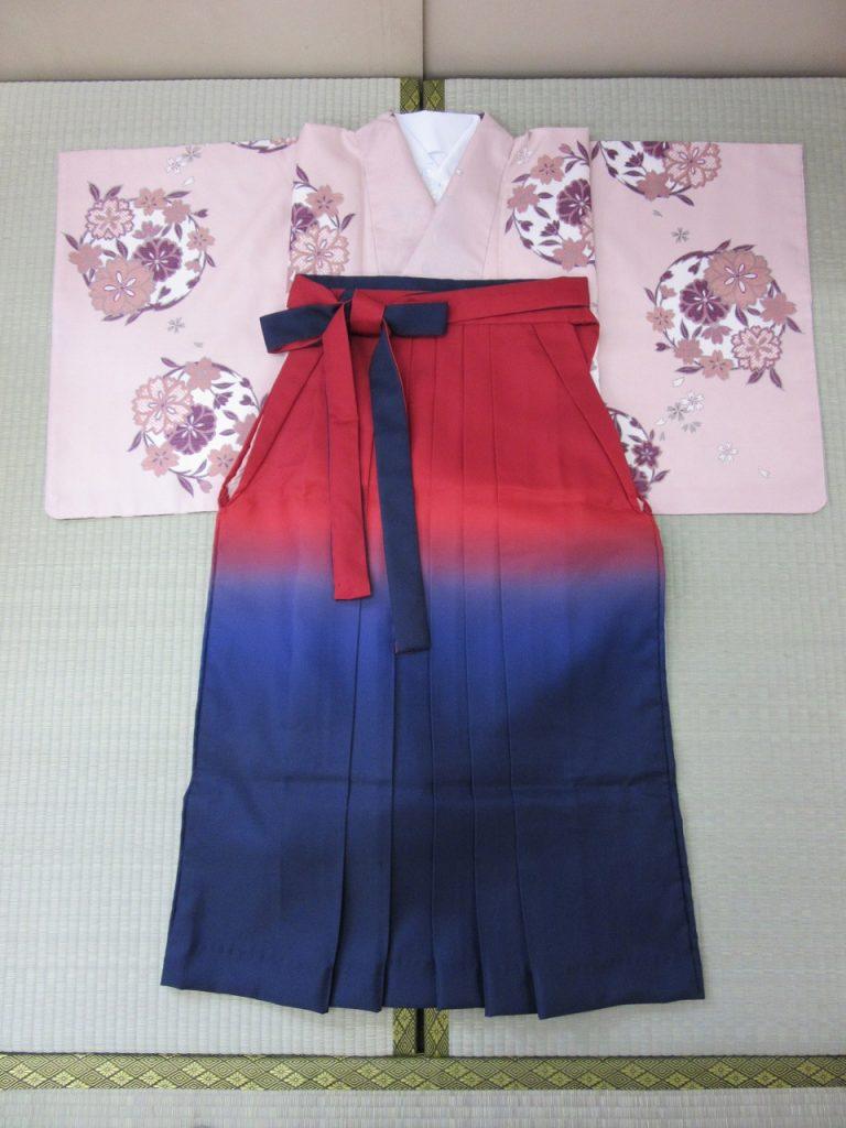 ジュニア袴 14