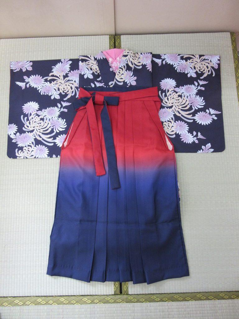 ジュニア袴 12