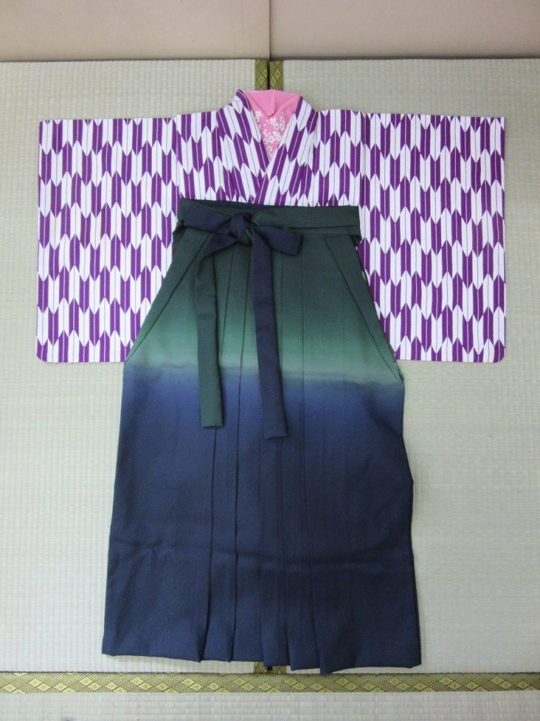 ジュニア袴 10