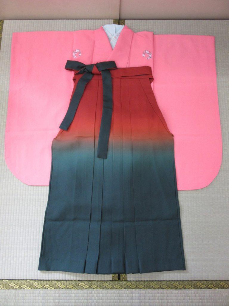 ジュニア袴 8