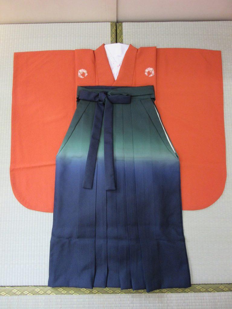 ジュニア袴 9