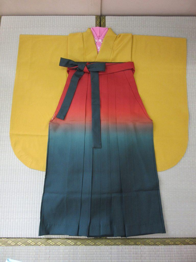 ジュニア袴 5
