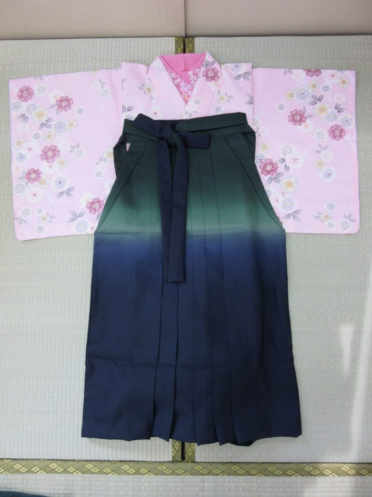 ジュニア袴 19