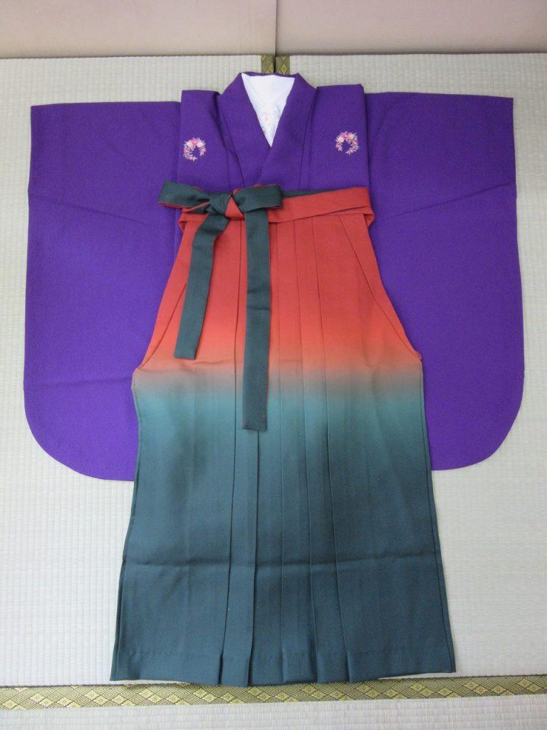 ジュニア袴 7